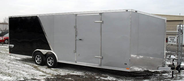 Miska Cobra Aluminum Upgrade - 8.5' Wide Tandem Axle