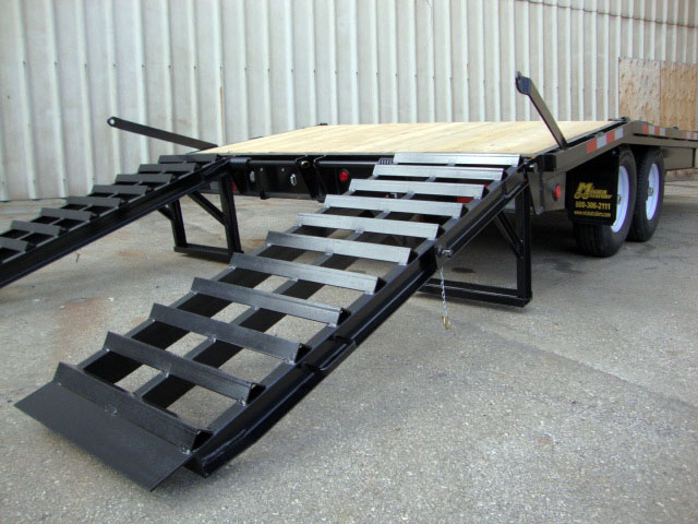 Deckover Floats - 7 ton Deckover Float