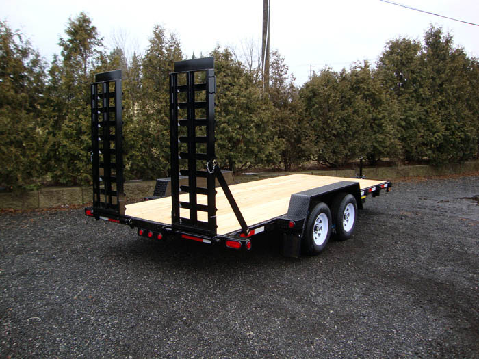 Low Bed Floats - Raptor 3.5 Ton Tube