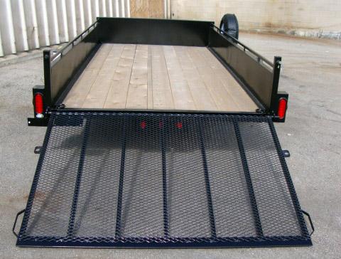 Premium - 6 x 12 Single Axle