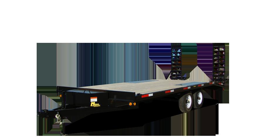 Single Wheel Deckover Floats - 5 ton Deckover Float