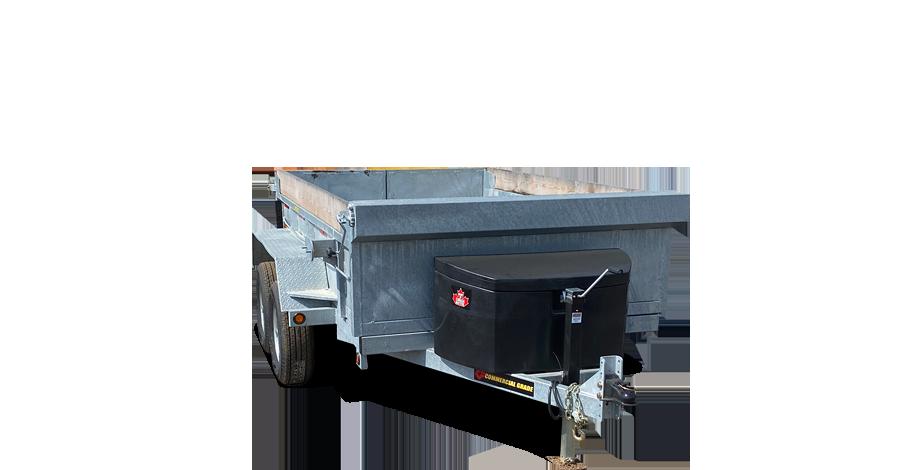 Galvanized Scissor Lift Dumps - Galvanized 5 ton MD Scissor Lift