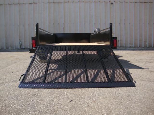 Premium - 5 x 8 Single Axle