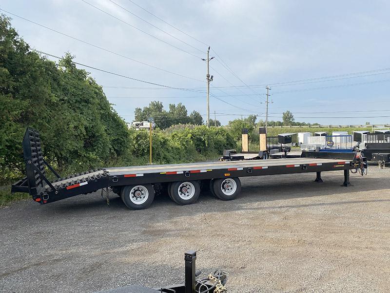 Heavy Tag Equipment Floats - Air - 30 Ton Heavy Equipment Float