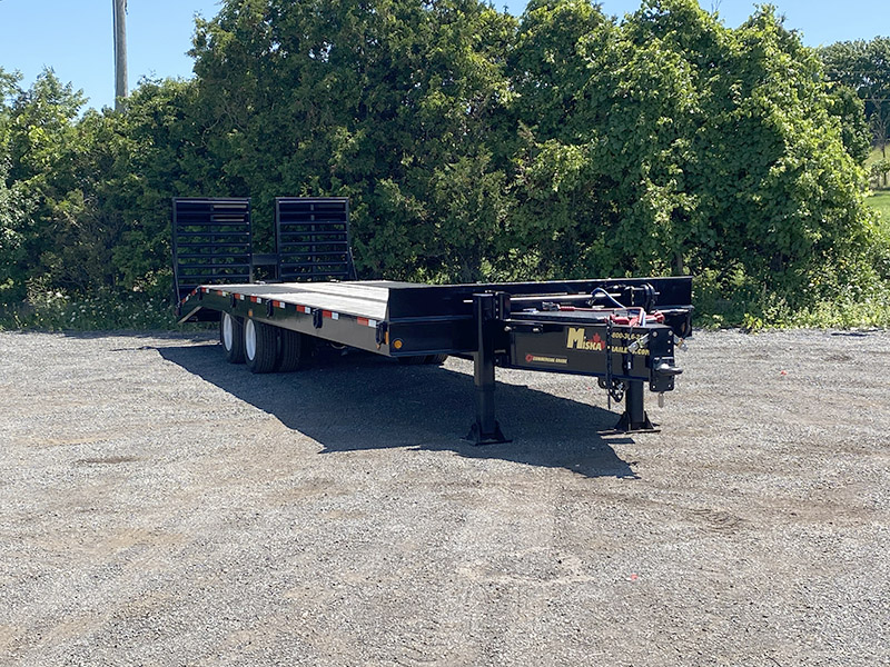 Heavy Tag Equipment Floats - Air - 20 Ton Heavy Equipment Float