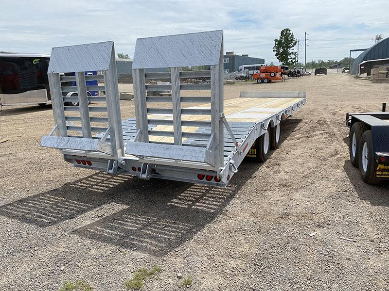 Galvanized Heavy Equipment Floats - 20 Ton Heavy Equipment Float