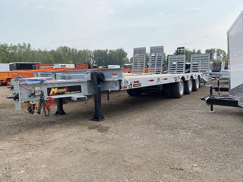 Galvanized Heavy Equipment Floats - 30 Ton Heavy Equipment Float