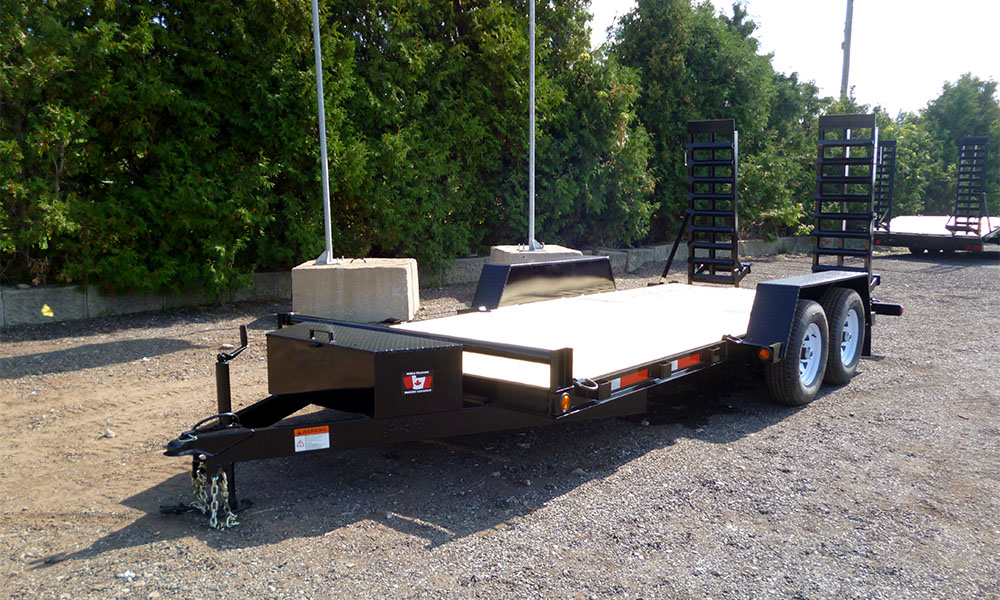 Low Bed Floats - 5 ton Low Bed Float
