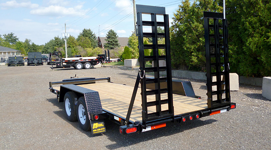 "Low Bed Floats - 3 1/2 ton ""Prowler""™"