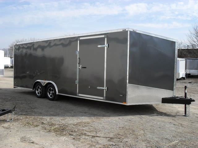 Miska Liberty SLLE Limited Edition Series - 8.5' Wide Tandem Axle 10,000lb