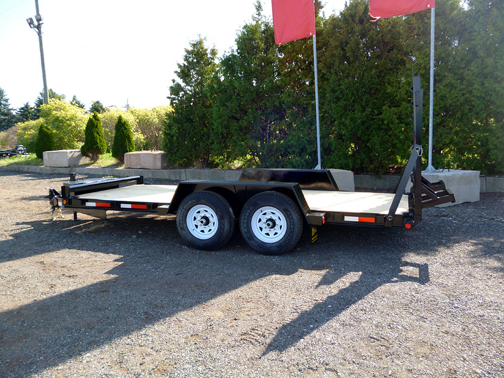"Low Bed Floats - 7 ton ""Bobcat""™ Low Bed Float"