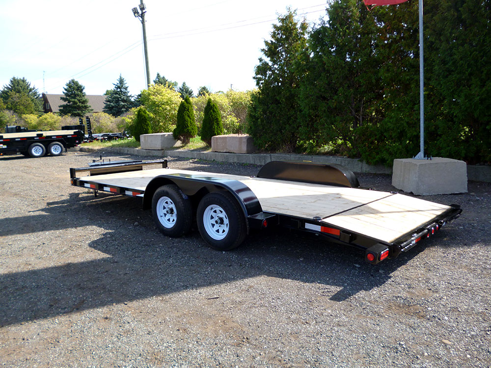 Car Haulers and Landscapers - Deluxe Car Hauler