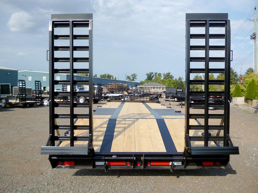 Tandem Dually Deckover Floats - 10 Ton Tandem Dually