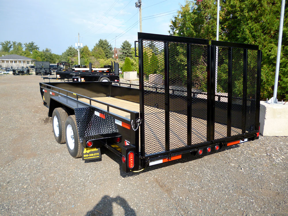 Car Haulers and Landscapers - Deluxe Landscaper
