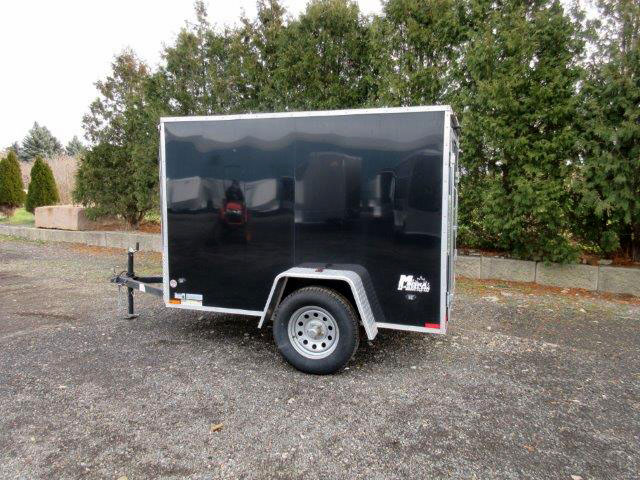 Miska Titan STT - 5' Wide Single Axle