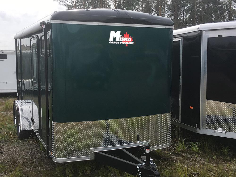 Miska Triumph RFRT - 7 Wide Tandem Axle