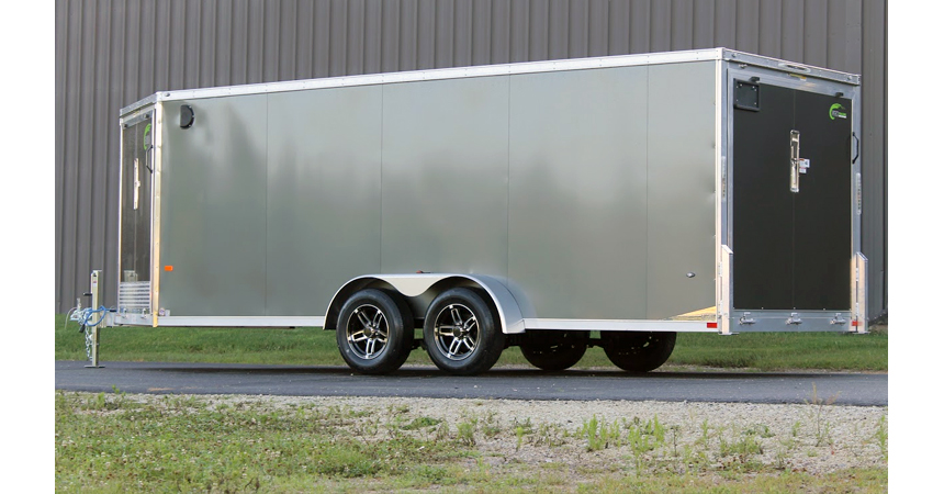 7 Wide All Sport - 7 Wide Tandem Axle Flat Top NASF