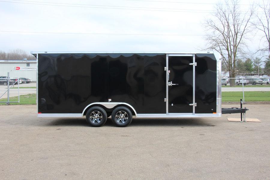 Miska Viper  Auto Transporter SVLE - 8.5' Wide Tandem Axle 10,000lb